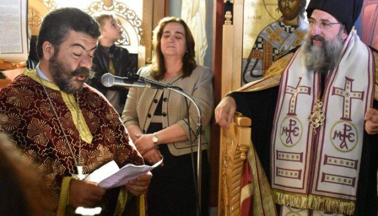 Παπα Ανδρέας Κεφαλογιάννης: «Καμία ανοχή από δω και εμπρός»