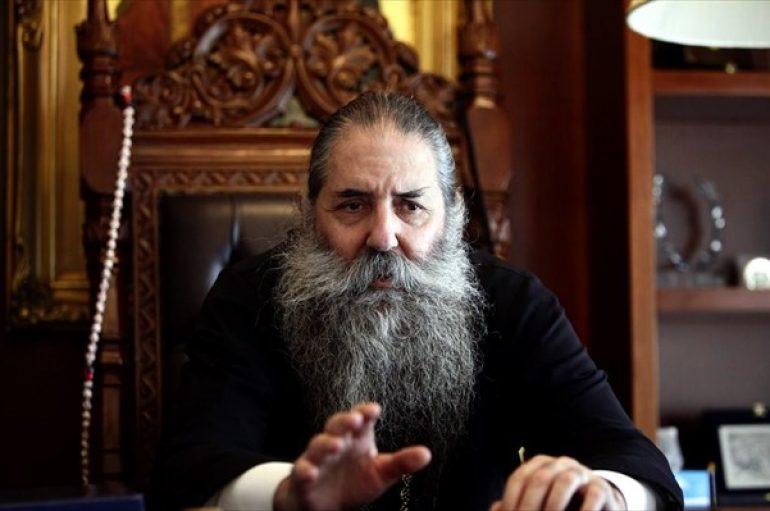 Ο Μητροπολίτης Πειραιώς σχολιάζει την  πρόθεση συμφωνίας Εκκλησίας – Πολιτείας