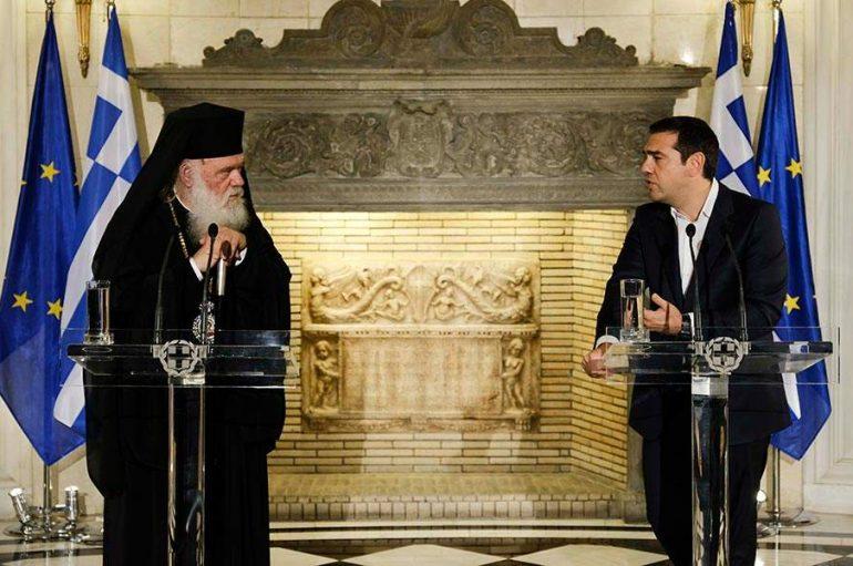 Κρίσιμα τα επόμενα βήματα κυβέρνησης – Αρχιεπισκοπής