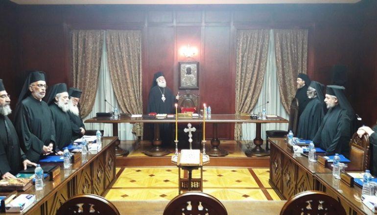 Νέοι Μητροπολίτες και Επίσκοποι στο Πατριαρχείο Αλεξανδρείας (ΦΩΤΟ)