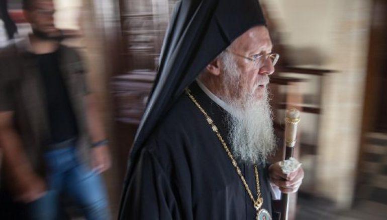 Δυσφορία στο Φανάρι για τις εξελίξεις ανάμεσα σε Εκκλησία – Πολιτεία