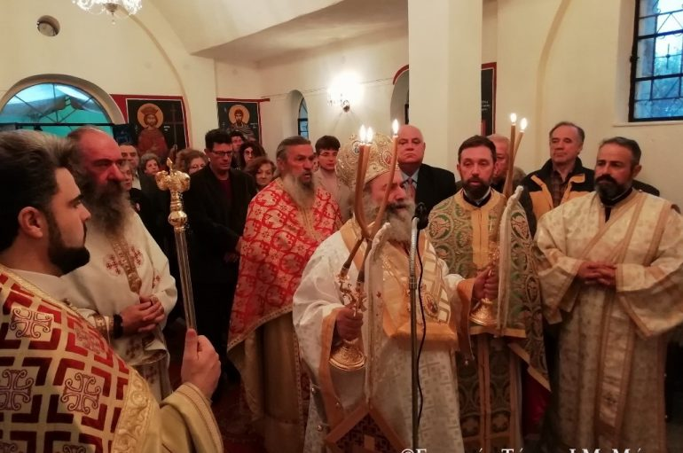 """Η εορτή του Οσίου Νίκωνος του """"Μετανοείτε"""" στη Μάνη (ΦΩΤΟ)"""