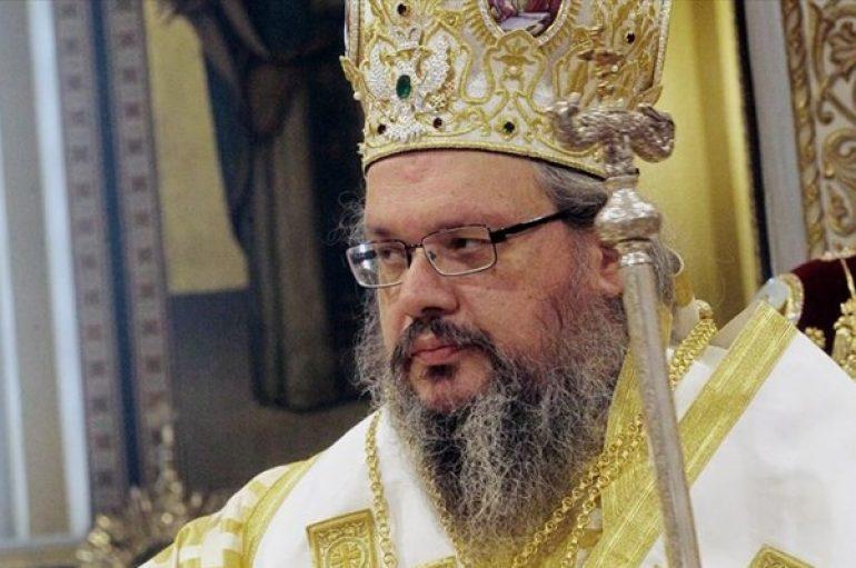 """Λαρίσης Ιερώνυμος: """"Οι σχέσεις Εκκλησίας – Κράτους είναι ρυθμισμένες άριστα"""""""