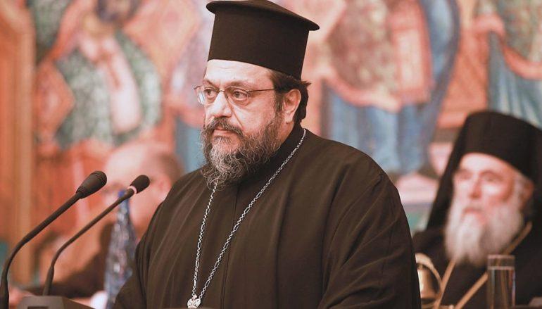 """Μεσσηνίας Χρυσόστομος: """"Οι κληρικοί όταν τους πειράξεις, γίνονται θηρία"""""""