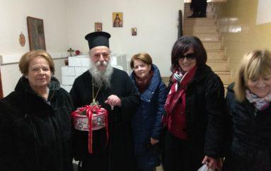 Χριστουγεννιάτικα δέματα αγάπης προσέφερε ο Μητροπολίτης Γρεβενών