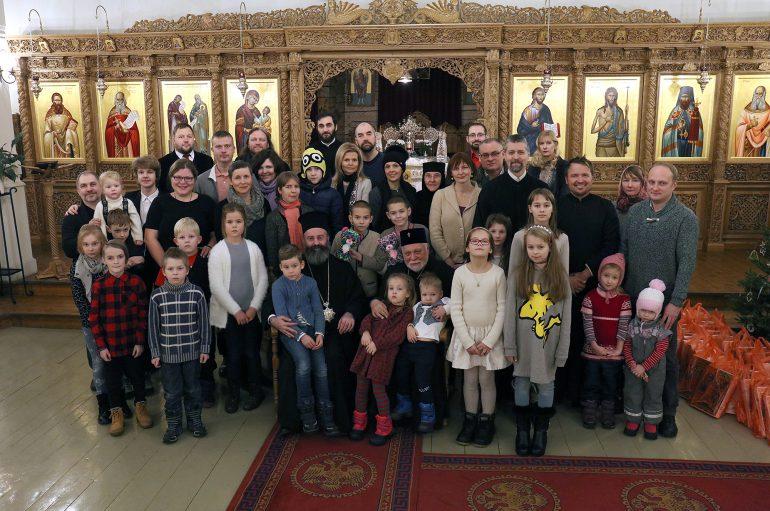 Η γιορτή των παιδιών στην Ταλλίνη της Εσθονίας
