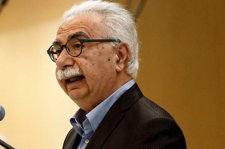 """Γαβρόγλου: """"Η επίθεση σε χώρο λατρείας είναι επίθεση στο δημοκρατικό πολίτευμα"""""""