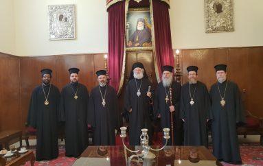 Νέοι διορισμοί στο Πατριαρχείο Αλεξανδρείας