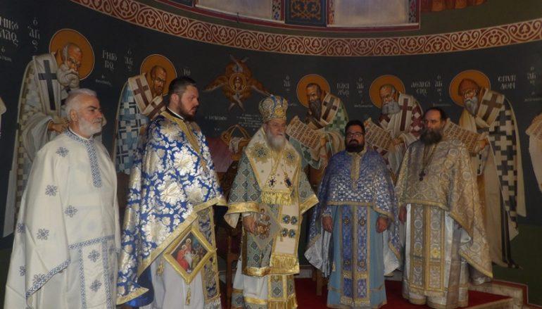 Η εορτή του Αγίου Νικολάου στην Ι. Μητρόπολη Κορίνθου