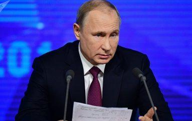 """Πούτιν: """"Καθαρά πολιτικοί οι λόγοι ίδρυσης της «νέας εκκλησίας» στην Ουκρανία"""""""