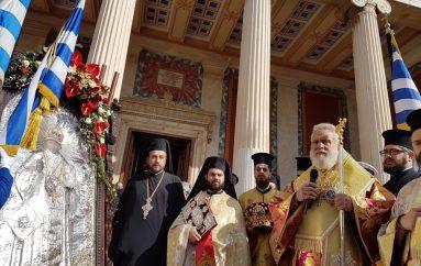 Το νησί της Σύρου εόρτασε τον Πολιούχο του Άγιο Νικόλαο