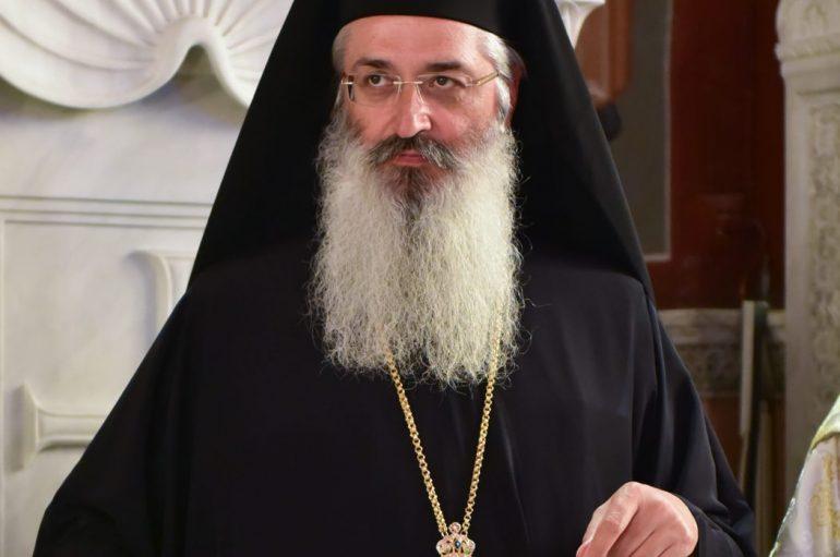 """Αλεξανδρουπόλεως: """" Η Εκκλησία κράτησε το λαό της από το χέρι κ. Βούτση"""""""