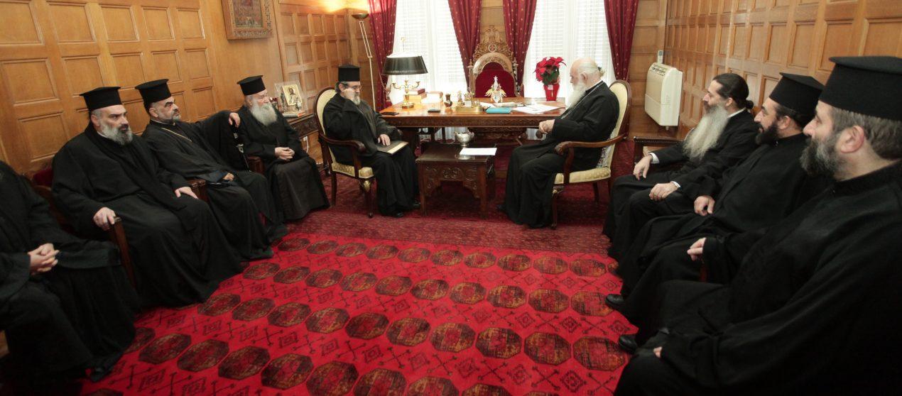 Αρχιεπίσκοπος προς ΙΣΚΕ: «Θα κατοχυρωθούν συνταγματικά τα δικαιώματα του Κλήρου»