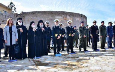 Με λαμπρότητα τιμήθηκε η 105η Επέτειο Ένωσης της Κρήτης με την Ελλάδα