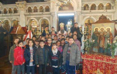 Το νησί της Χίου εόρτασε τον Άγιο Νεομάρτυρα Αγγελή