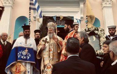 Λαμπρός εορτασμός του Αγίου Νικολάου στη Σούδα Χανίων
