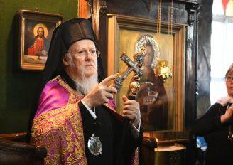 Οικ. Πατριάρχης: «Το να διακόπτωμεν την ευχαριστιακήν κοινωνίαν είναι απαράδεκτο»