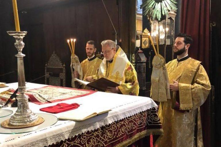 Ο εορτασμός της Οσίας Θεοφανούς της Βασιλίσσης στο Φανάρι