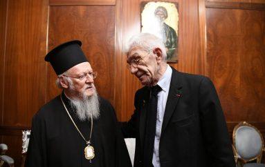 Επίσκεψη του Δημάρχου Θεσσαλονίκης στο Οικουμενικό Πατριαρχείο