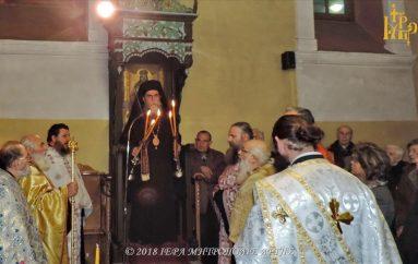 Πανήγυρις του Αγίου Σπυρίδωνος στον ομώνυμο Ναό της Άρτας