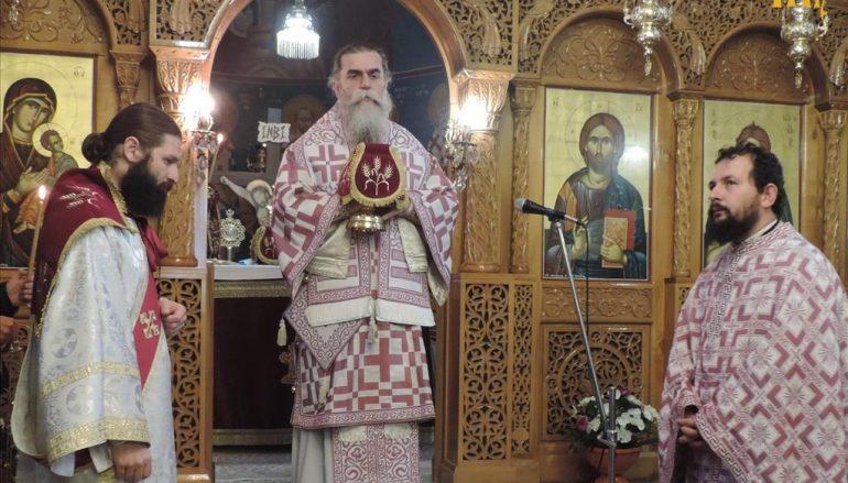 Κυριακή των Προπατόρων στην Ενορία Αγίου Γεωργίου Ζυγού Άρτης