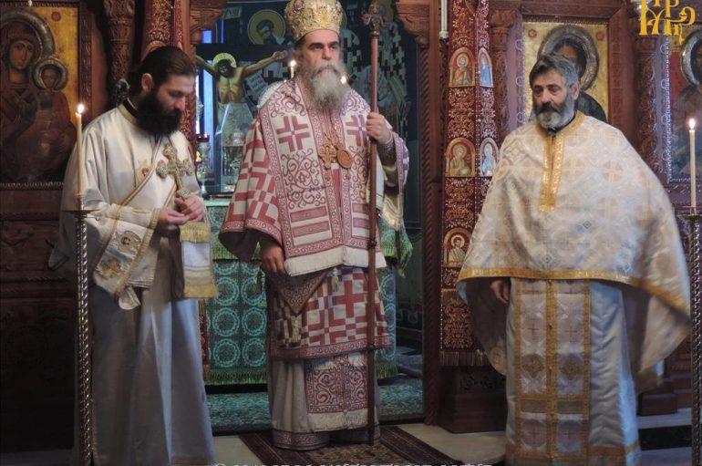 Η εορτή του Αγίου Πρωτομάρτυρος Στεφάνου στην Μονή Ροβελίστης Άρτης