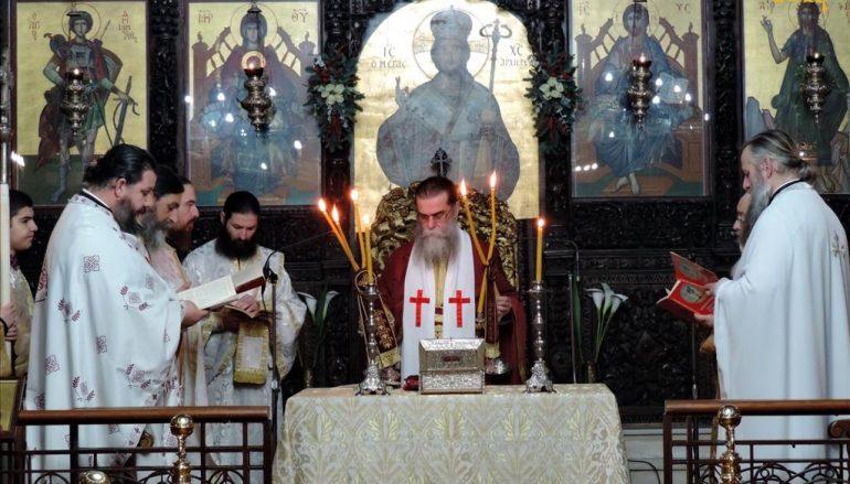 Η αρχαιοπρεπής Λειτουργία του Αγ. Ιακώβου του Αδελφοθέου στην Άρτα