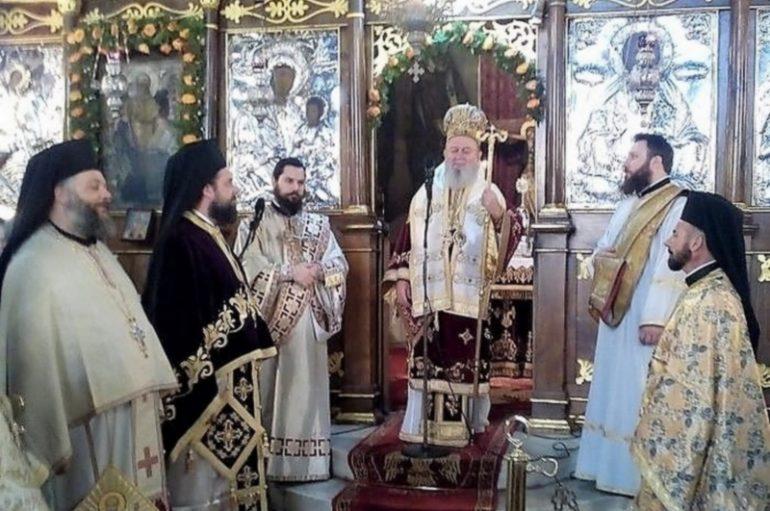 Η εορτή του Αγίου Νικολάου στην Ι. Μητρόπολη Χαλκίδος