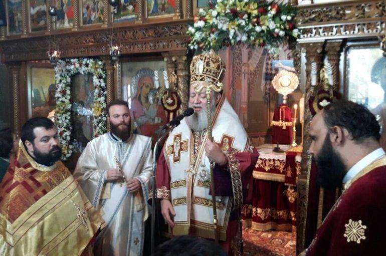 Η Εορτή του Αγίου Στεφάνου στην Ιερά Μητρόπολη Χαλκίδος