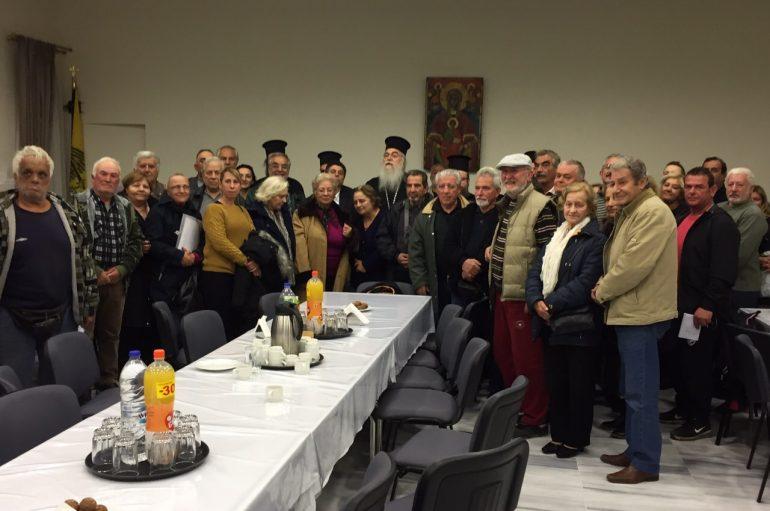 Χρηματικό βοήθημα σε πυρόπληκτες οικογένειες από την Εκκλησία της Ελλάδος
