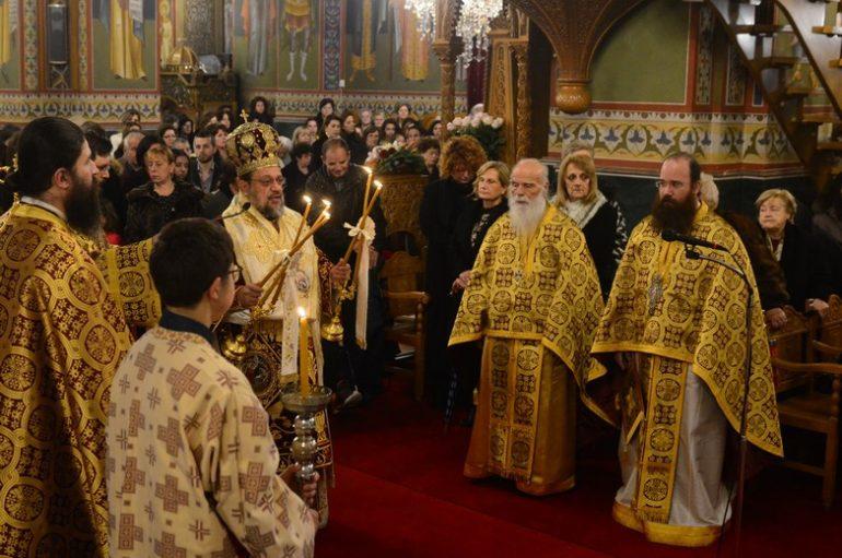 Ο εορτασμός της Γεννήσεως του Χριστού στην Καλαμάτα