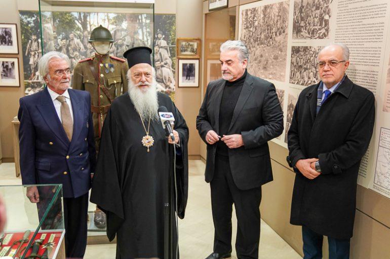 Συνέντευξη τύπου στο Βλαχογιάννειο Μουσείο Μακεδονικού Αγώνος στη Βέροια