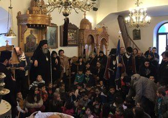 Η εορτή του Αγίου Νικηφόρου Φωκά στην Ι. Μ. Ρεθύμνης