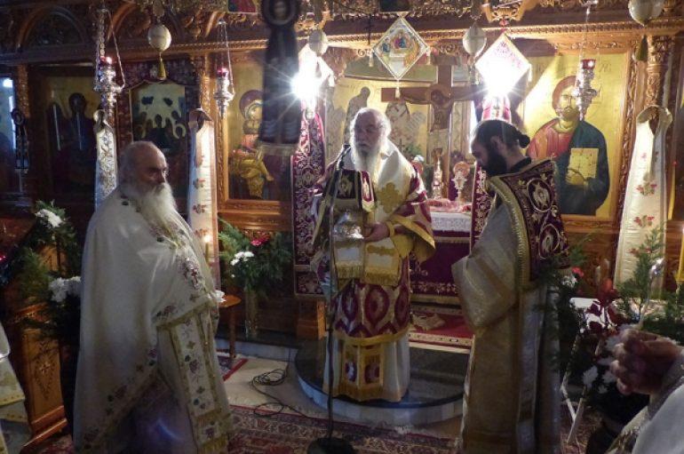 Η εορτή του Αγίου Σεβαστιανού του Συγκλητικού στην Ι. Μ. Καστορίας