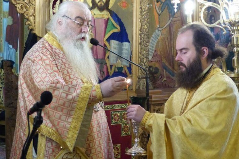 Διασάλευση Αγίας Τραπέζης στον Ιερό Μητροπολιτικό Ναό Καστοριάς
