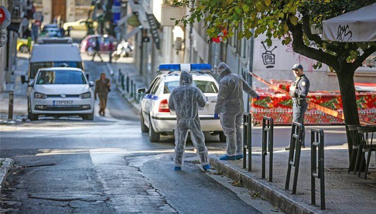 Κολωνάκι: Ποιος κρύβεται πίσω απ' την έκρηξη στον Άγιο Διονύσιο