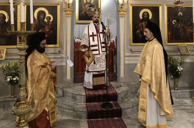 Η Μασσαλία εόρτασε την Αγία Άννα και τον Άγιο Νικόλαο
