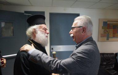Ο Πατριάρχης Αλεξανδρείας συναντήθηκε με τον Γαβρόγλου