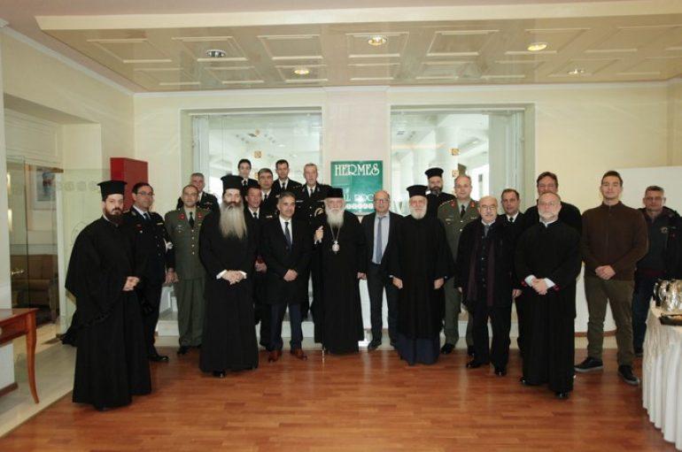 Στην Σύρο ο Αρχιεπίσκοπος για την εορτή των Θεοφανείων