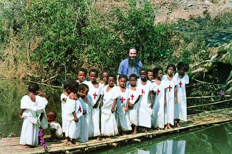 Μνημόσυνο Ιεραποστόλου από τον Πατριάρχη Αλεξανδρείας Θεόδωρο