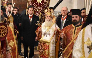 Η εορτή των Χριστουγέννων στο Πατριαρχείο Ιεροσολύμων