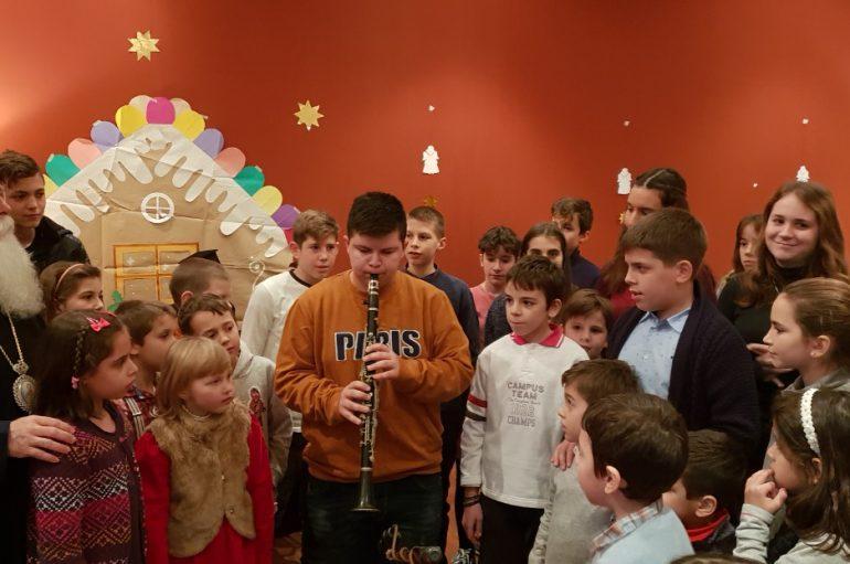 Γιορτή για τα παιδιά Ιερέων και Ιεροψαλτών στην Ι. Μ. Δημητριάδος