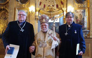 Η εορτή του Αγίου Πλάτωνος Πολιούχου της Εκκλησίας της Εσθονίας