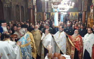 Η Τανάγρα τίμησε τον Πολιούχο της Άγιο Αντώνιο