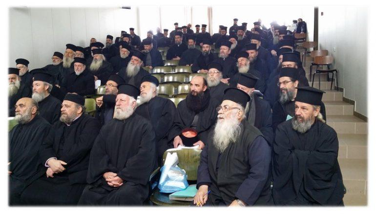 Γενική Ιερατική Σύναξη στην Ι. Μητρόπολη Πρεβέζης