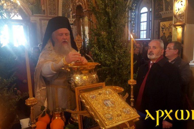 Η εορτή των Θεοφανείων στους Μολάους Λακωνίας