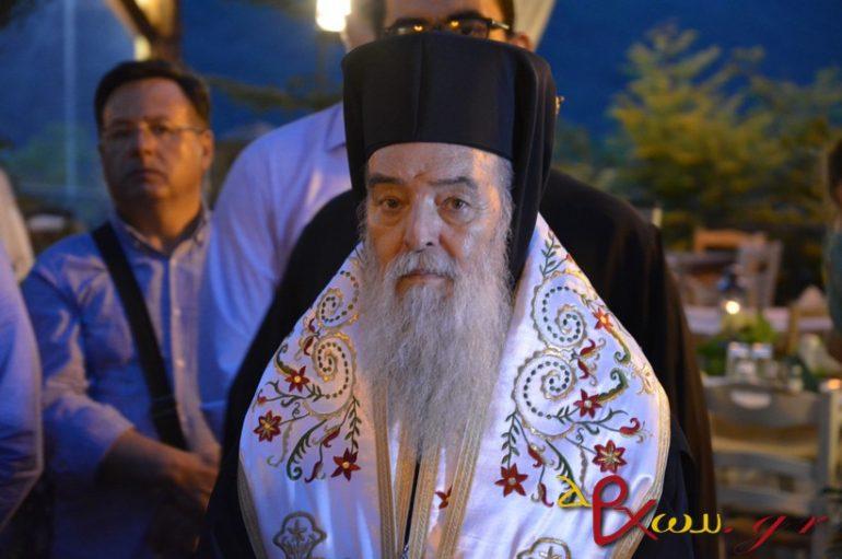 """Γόρτυνος προς Ιεράρχες της Μακεδονίας: """"Υπολογίστε με ως συναγωνιστή σας"""""""