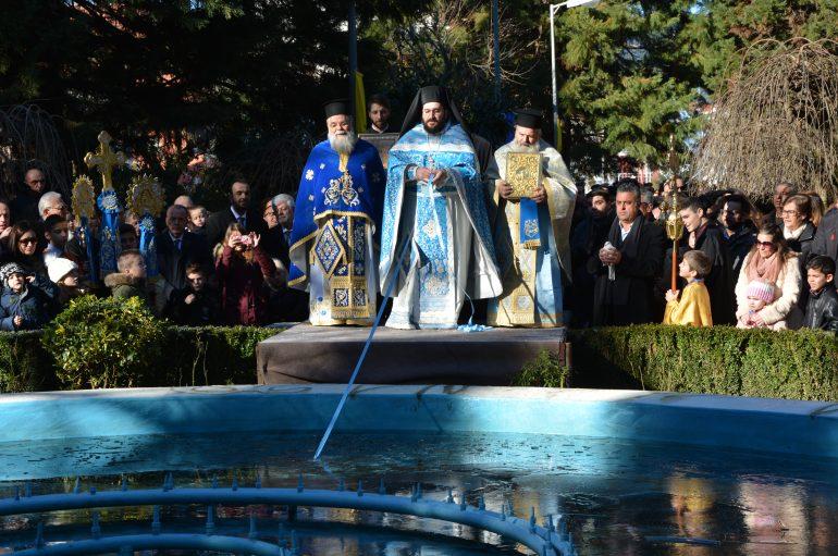 Ο εορτασμός των Θεοφανείων στην Τρίπολη