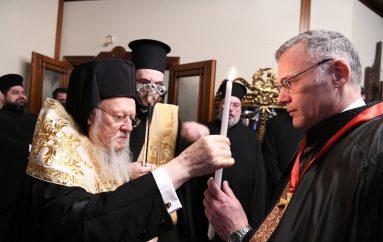 """Οικ. Πατριάρχης: «Αντιπαρερχόμεθα τις ύβρεις εναντίον του Θεσμού του Οικ. Πατριαρχείου"""""""