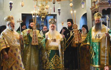 Πανηγύρισε η Ιερά Μονή Αγίου Διονυσίου εν Ολύμπω